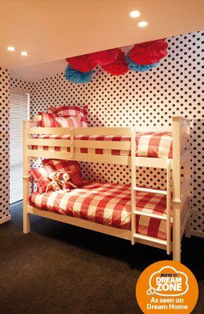 Dream Zone - Mitre 10 - Team Orange - Week 5 Kids Bedrooms