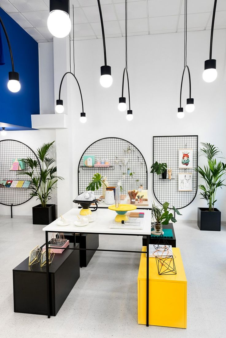 Gnomo Store In Valencia Is The Latest Interior Design Project Completed By Spanish Studio Masquespacio