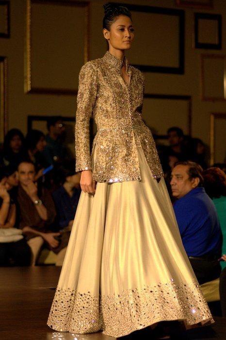 Photo of Bridal Wear - Manish Malhotra via WedMeGood
