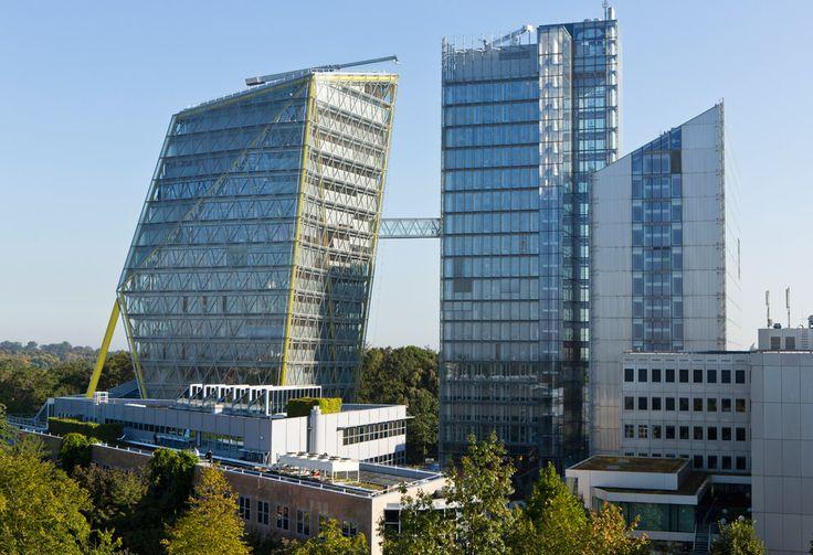 Mit dem Aufzug Energie erzeugen | Architecture bei Stylepark