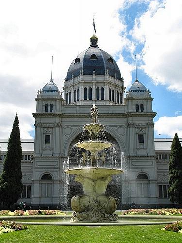 Royal Exhibition Building - Melbourne,