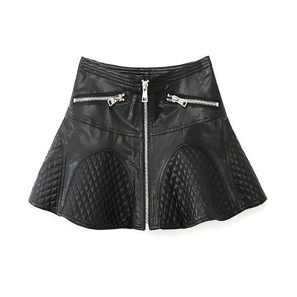Best 25  Leather skater skirts ideas only on Pinterest | Teen ...
