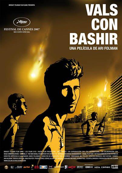 Vals con Bashir - Ari Folman
