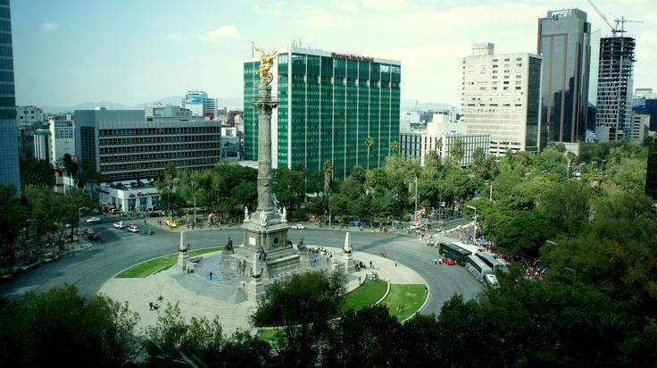 Regus Torre del Ángel, Mexico City
