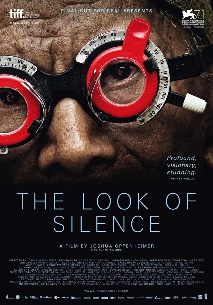 """The look of silence"" ( La mirada del silencio ) Joshua Oppenheimer / 2014"