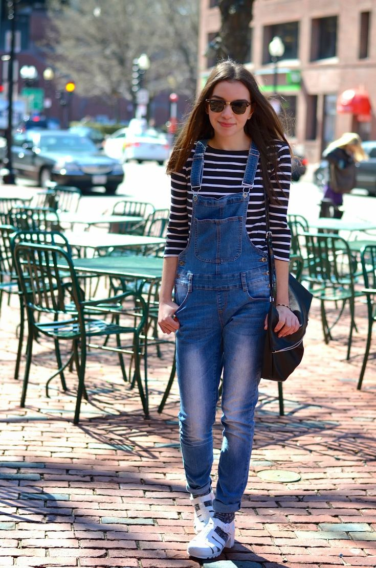 By Michaela Christine: Overalls and Jellies