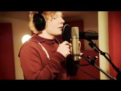 wayfaring stranger - ed sheeran. i've head him perform this live twice. cannot describe the brilliance.