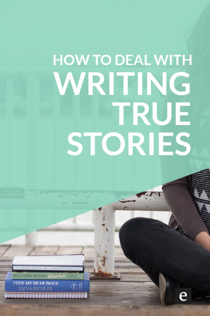 Writing True Stories | Every nonfiction writer has to balance the truth with the facts. How do you write the truth honestly and authentically? Click through for advice.