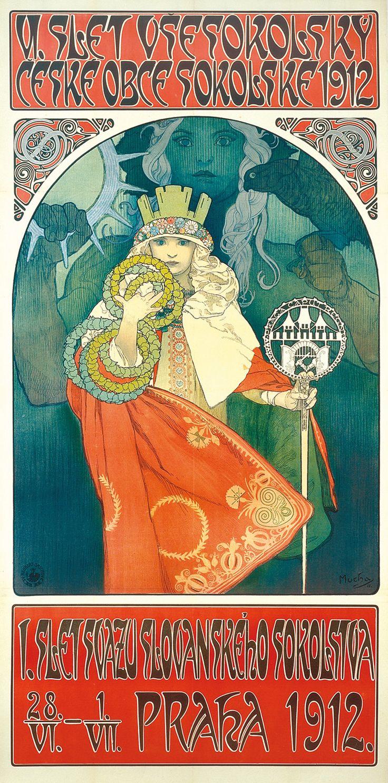 alphonse mucha 1912
