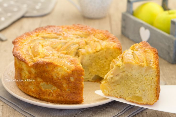 Torta+melosa+sofficissima