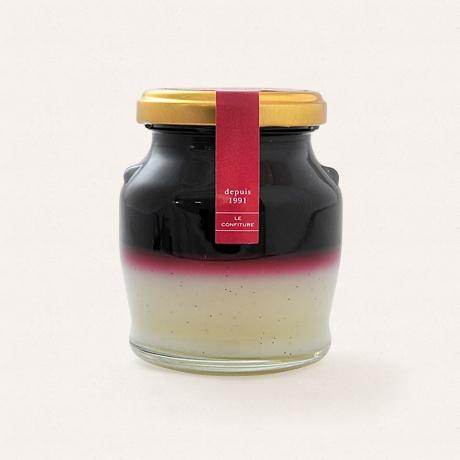 ハスカップとミルククリーム|北海道 函館のジャム専門店 LE CONFITURE(レ・コンフィチュール)