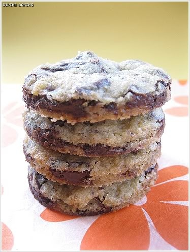 Chocolate chunk cookies, Joanne chang and Cookies on Pinterest