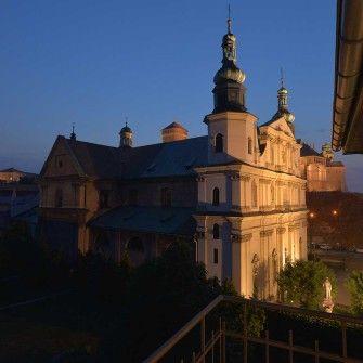 Monastery of Bernardine Fathers. Krakow.
