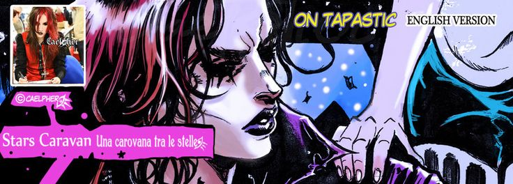 UNA CAROVANA TRA LE STELLE on TAPASTIC! by CaelpHer.deviantart.com on…