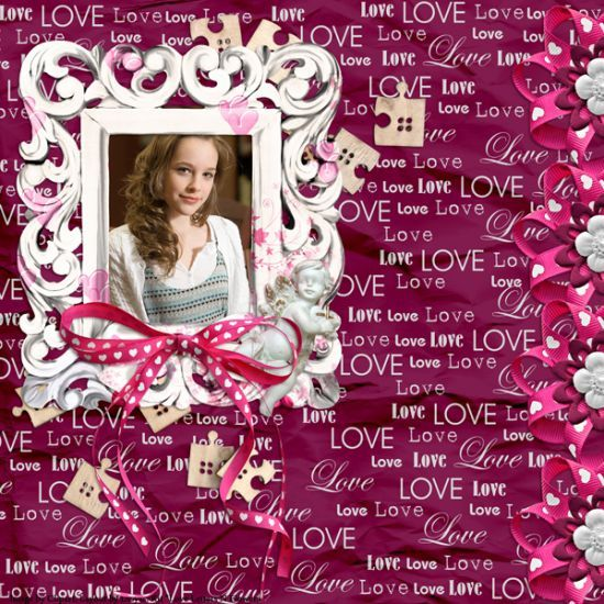 LOVE LETTERS AND FLOWERS by Disyas