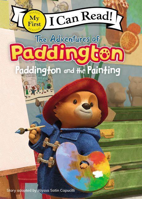the adventures of paddington paddington and the painting