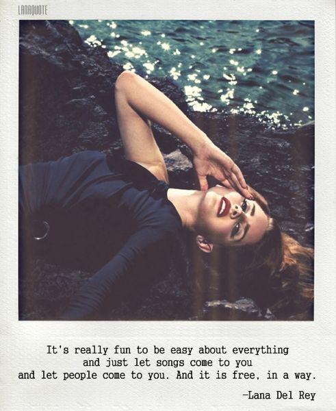 1000+ images about LANA DEL REY. on Pinterest | Lyrics ...