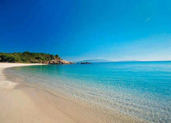 Amouliani beach, Chalkidiki ,Northern Greece