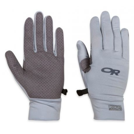 Keep your mitts uncooked with the Chroma Full Sun Gloves, which provide full-finger and back-of-hand UPF 50+ protection with stretchy, breathable polyester fabric.
