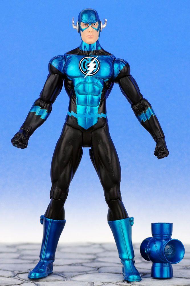 Blackest Night Series 6 The Flash Blue Lantern