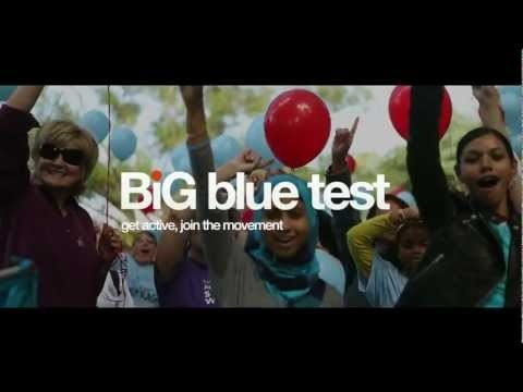 What is the Big Blue Test? The people touched by diabetes we've helped #BBT2012