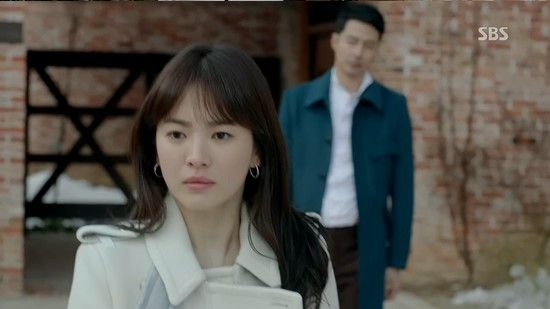 Oh Young in 'That Winter The Wind Blows' Episode 2: Black and White Look