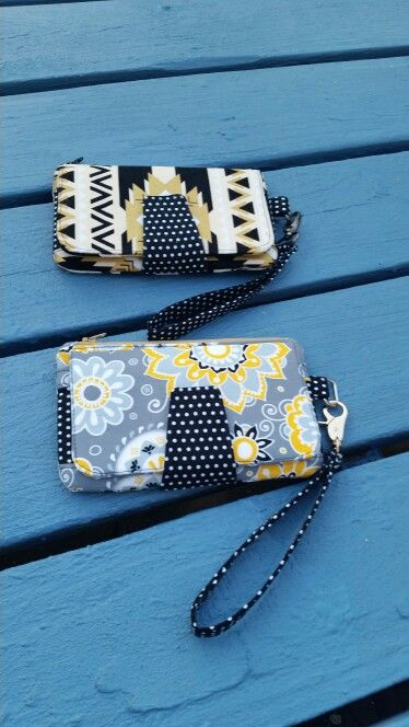 Swoon Pearl.  Clutch wallet.
