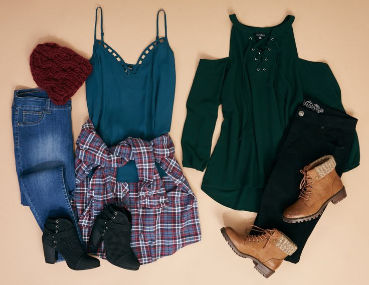 #OOTD options | Wet Seal Plus