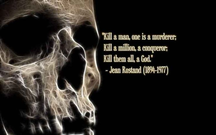 Kill em all-god