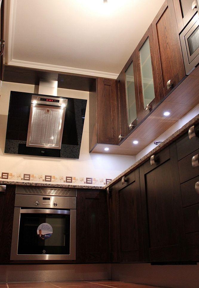 Dise o de cocinas dise o de cocinas en villaconejos for Encimera cocina granito