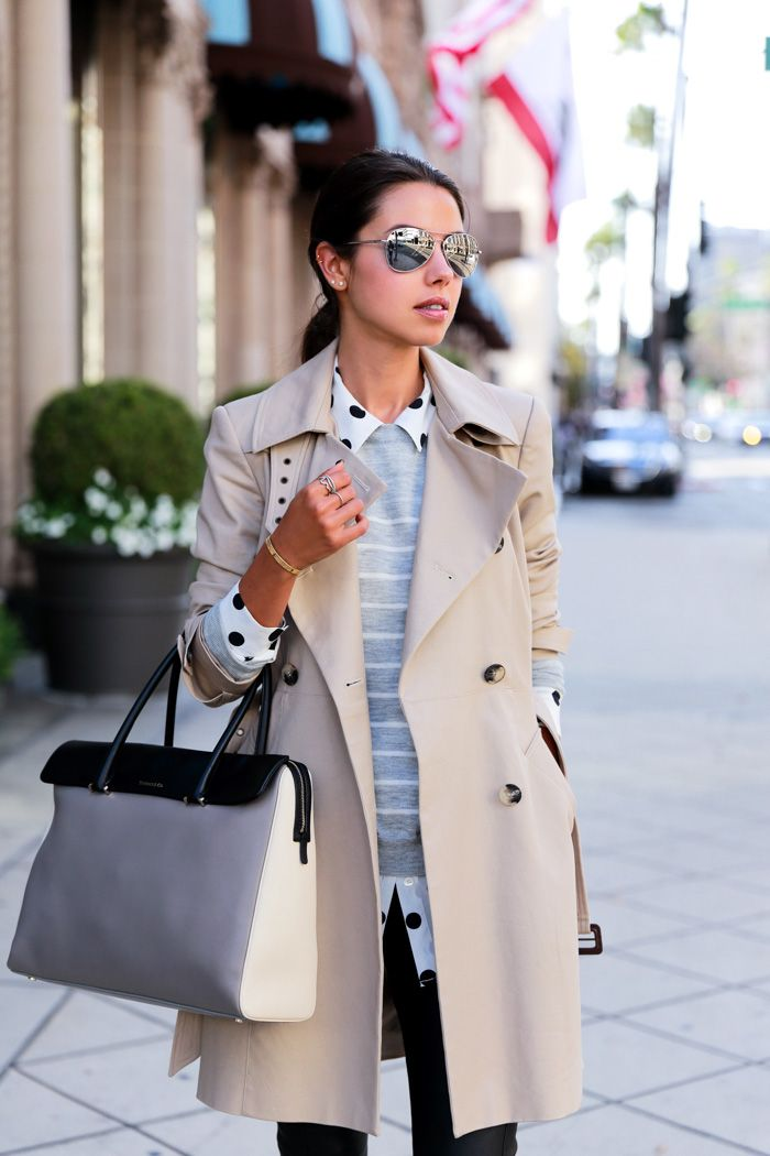 Classic layering at its best