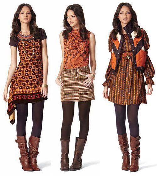 bohemian wear for women | Bohemian-Clothing-Style