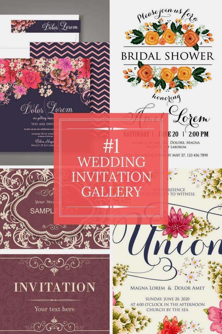 Outstanding Wedding Invitation Cards | Wedding Invitation ...