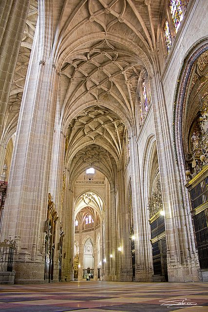 Catedral de Segovia, Spain. Been here. So breathtaking.