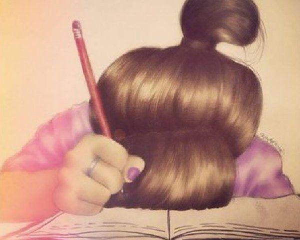 De grootste fout begaan we niet tijdens het schrijven, maar in ons leven zelf, wanneer we ergens geen punt achter kunnen zetten.