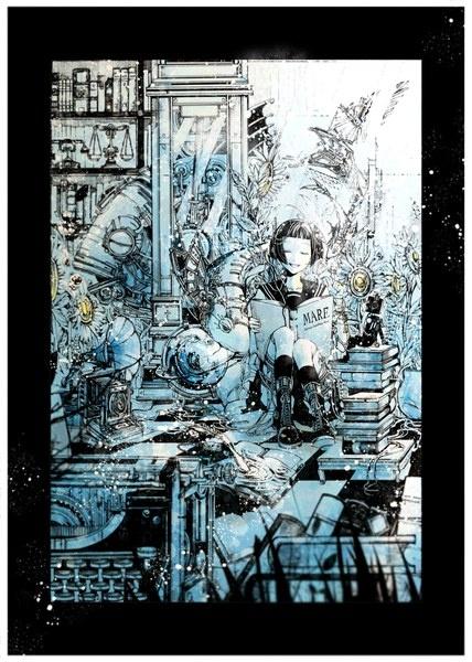 artwork by Misaki    http://www.pixiv.net/member.php?id=45959  http://www.zerochan.net/Misaki+(Chess08)?p=1