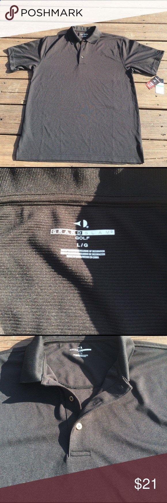 Golf Shirts - Grand Slam golf shirt NWT Grand Slam golf shirt Grand Slam Shirts Polos