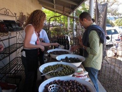 Riebeek Valley Olive Festival #olives
