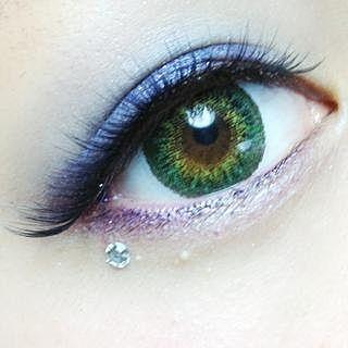 夏はブルーがかわいい。マーメイドメイクで憧れの人魚姫を目指そう♡の9枚目の写真 | マシマロ