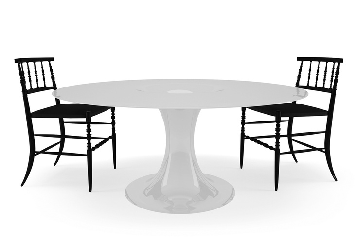 CAPPELLINI Drain Table by Marcel Wanders