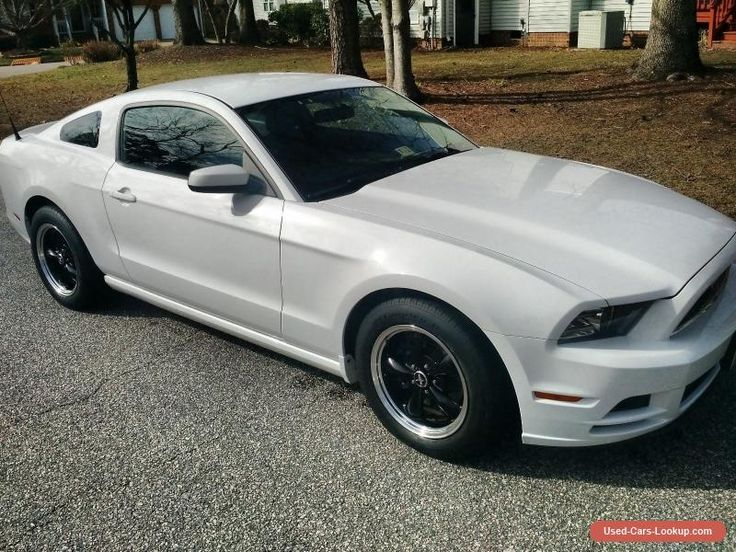 2014 Ford Mustang Coupe 2-Door #ford #mustang #forsale #unitedstates