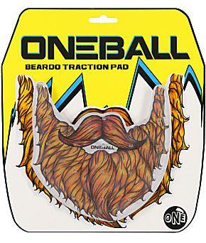 One Ball Jay Beardo 2014 Stomp Pad