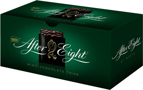 Nestle's After Eight Mint Chocolates