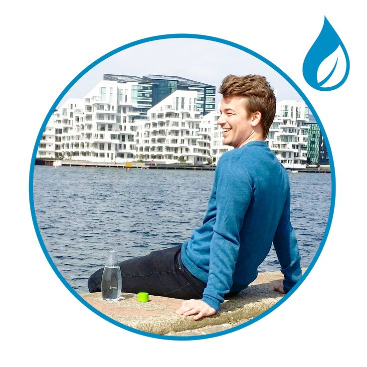 """The Retap Team ♻ This week you meet Nicklas Askling who is Sales Executive Europe at Retap.  Nicklas' favorite Retap moment: """"Now summer is coming, there is nothing better than taking 10 minutes by the water to clear the head""""  You can read about the entire team via this link: http://buff.ly/1Gp0pRa #theretapteam #stayrefreshed #retap #takeyourtimetorelax"""