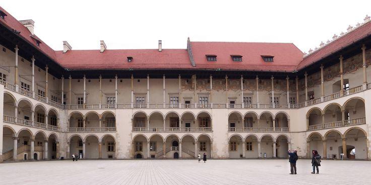 Franciszek Florentczyk i Bartolomeo Berecci - renesansowy zamek na Wawelu 1502-36