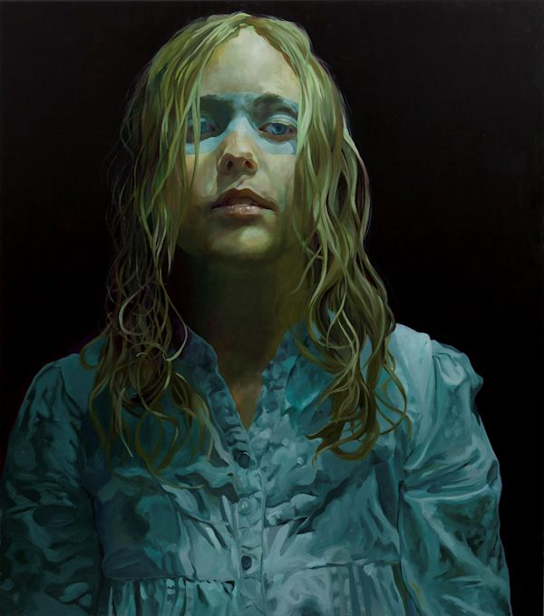 """Markus Åkesson b.1975, lives and works in Sweden    """"Markus Åkessons paintings deals with this; the interspaces between ideal and reality. A time related, spatial and psychological intermediate position where expectations and experience do not always join up."""