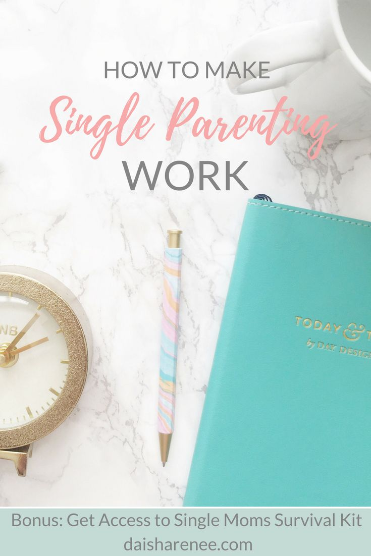 Parenthood requires a delicate balance. It seems to entail nonstop demands on our mental, physical, and emotional energy. Even the most devoted and enthusiastic parent needs time to stop and refuel. Single parenting can be very challenging. Over the years I've learned what works for me and what doesn't. Here are some tips on how to make single parenting work for you.