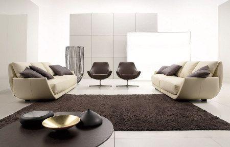 Muebles Modernos para una Sala Pequeña