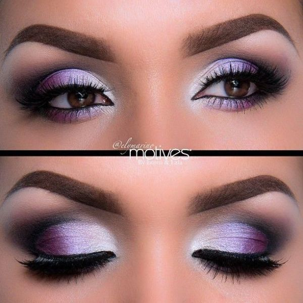 Favori 66 best Maquillage yeux marrons images on Pinterest | Hairstyles  VJ17