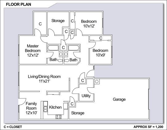 9 best FLOOR PLAN images on Pinterest   House floor plans, Master ...